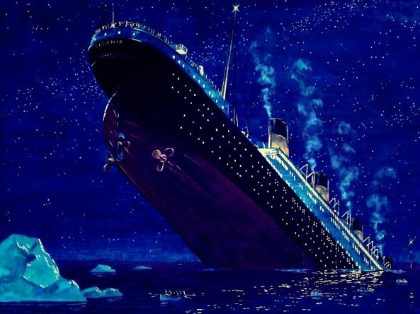 titanic blog