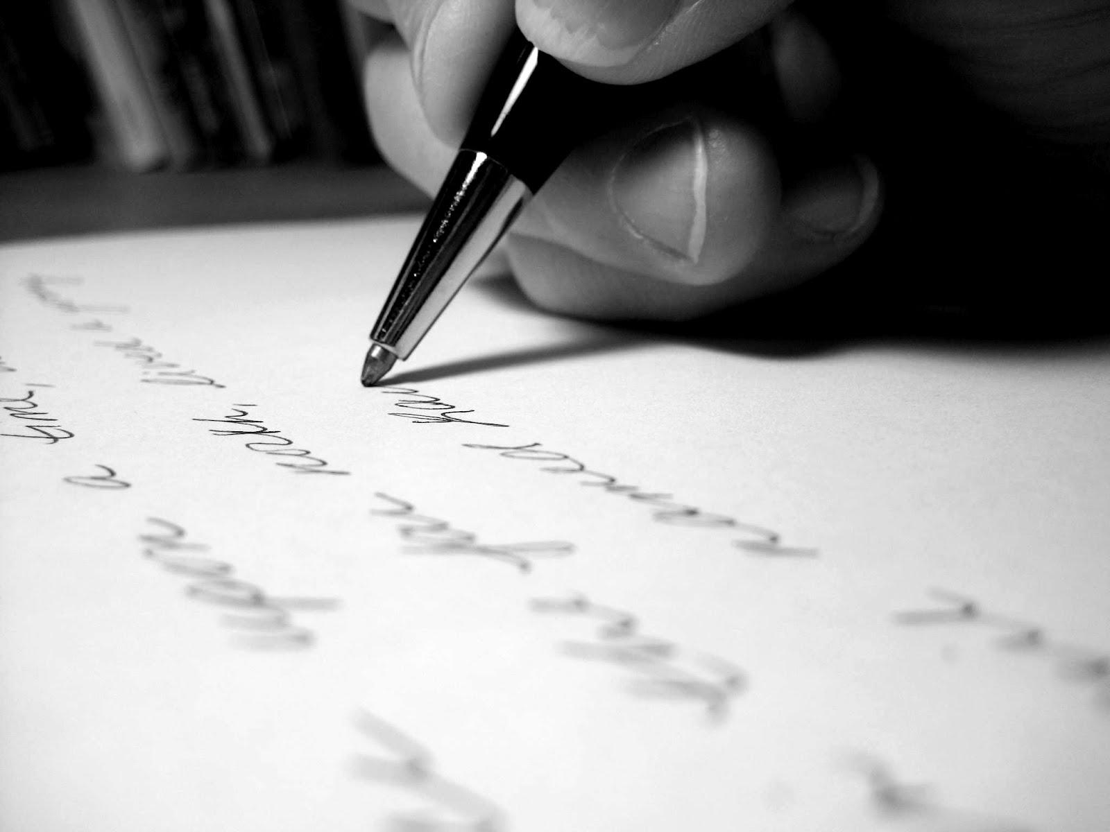 como-escribir-una-carta